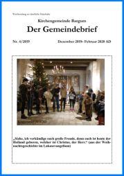 Gemeindebrief Archiv 2019