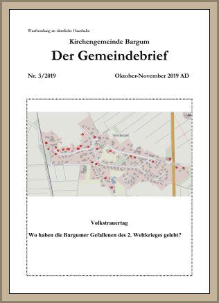 Gemeindebrief