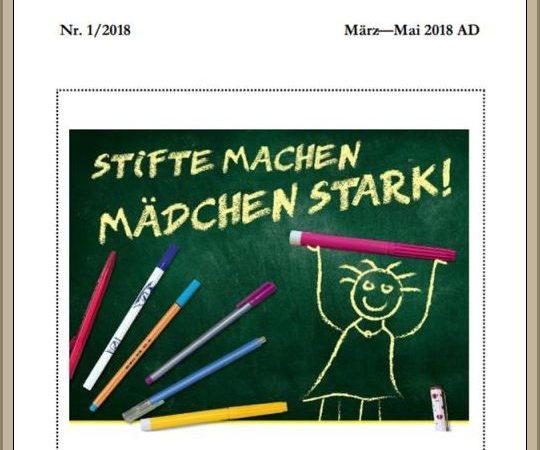 Gemeindebrief Archiv 2018