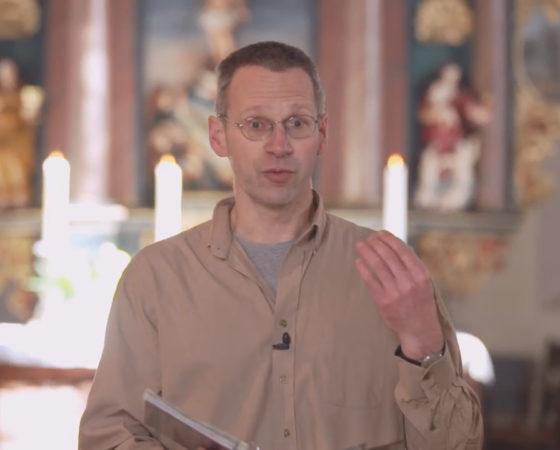 Neuer Videogottesdienst mit Szenen aus der Bargumer Kirche