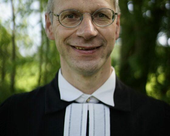 Pastor Johannes Steffen